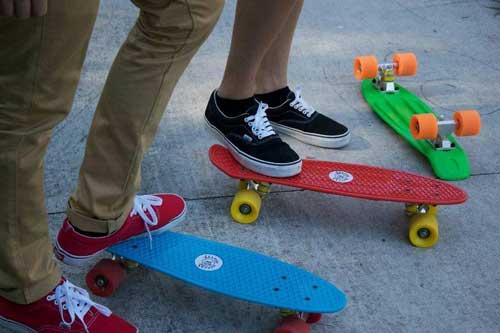 пенни борд чем отличается от скейта