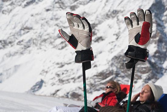 горнолыжные перчатки в Киеве