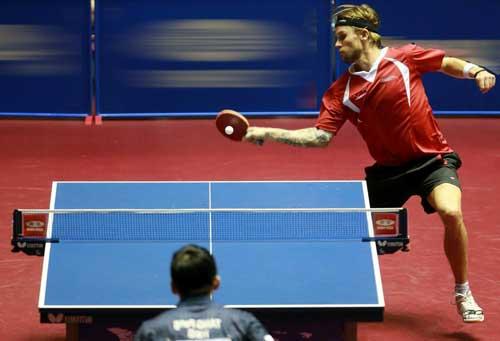 ping pong настольный теннис