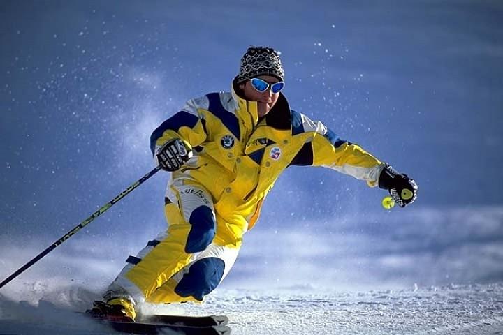 мужская горнолыжная одежда