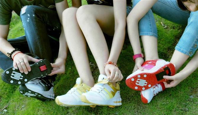 роликовые кроссовки хилис купить