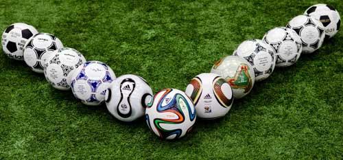 футбольные мячи в Украине