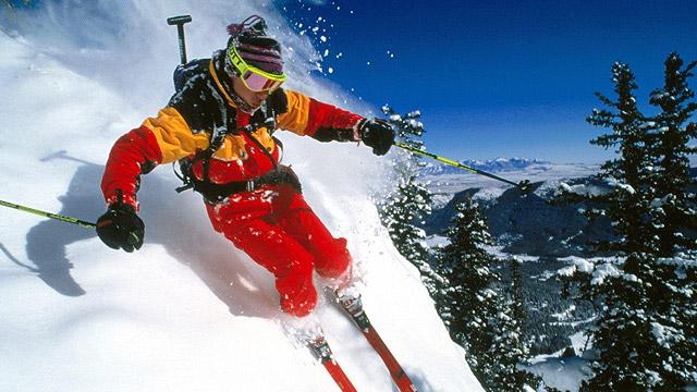 костюм мужской горнолыжный