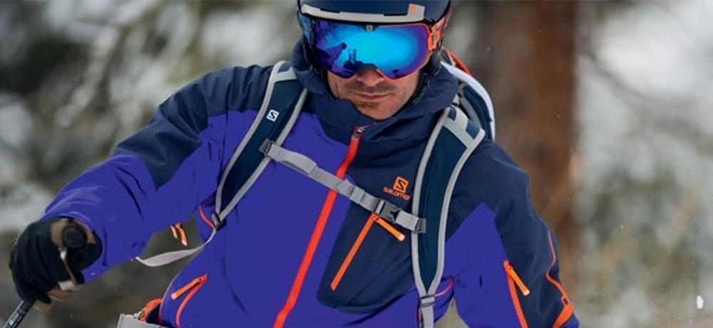 salomon лыжная одежда