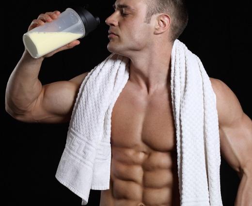 шейкер для протеинового коктейля