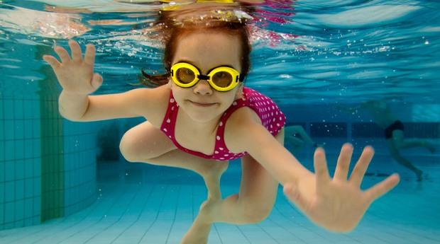 детские очки для плавания купить киев