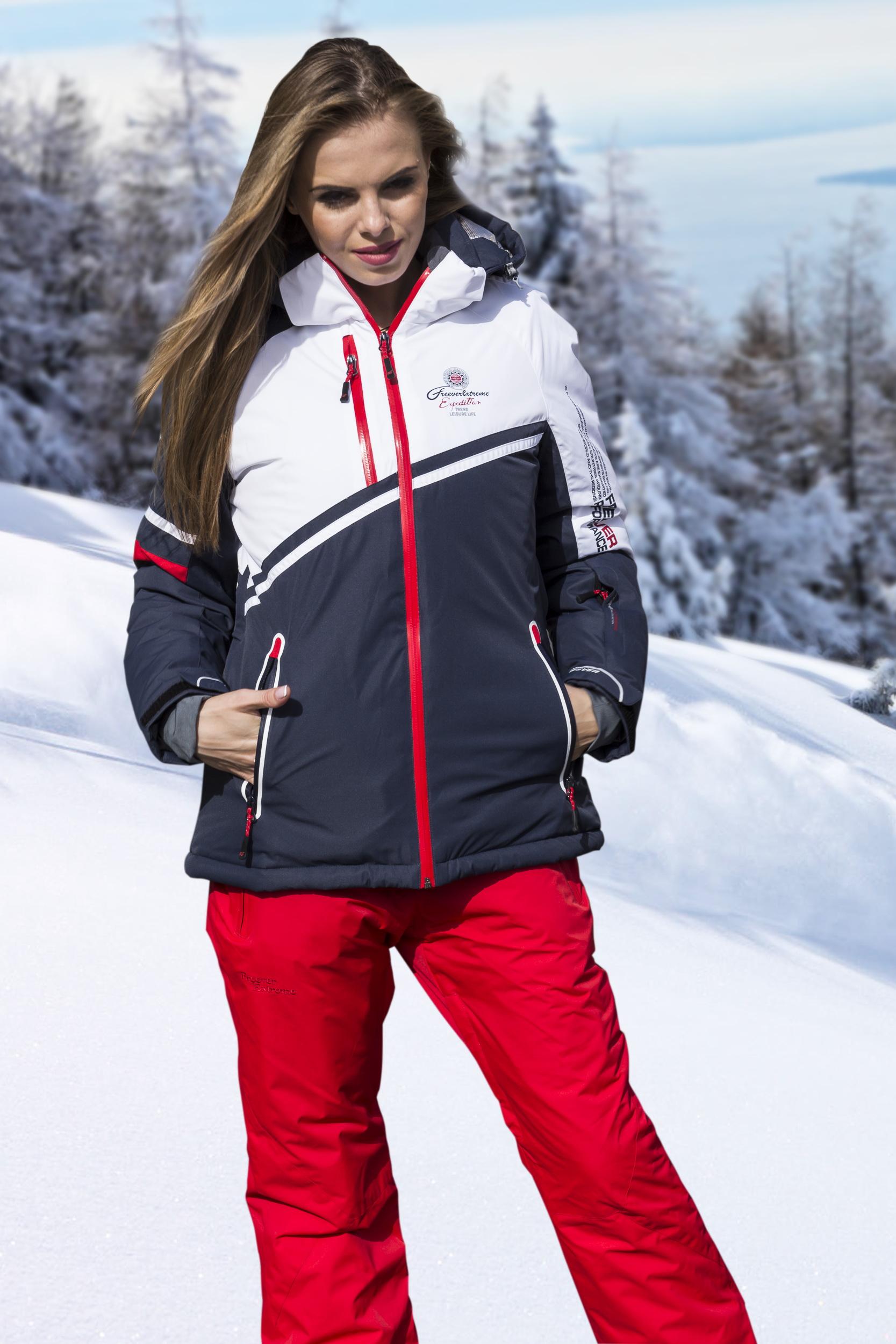 Лыжный костюм весенний женский доставка