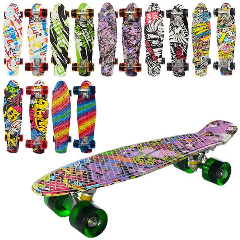 Скейт Profi MS 0748-1 Penny