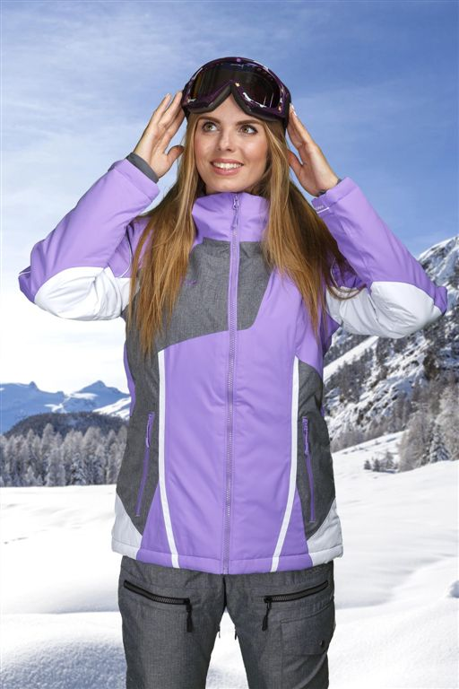 Женская лыжная куртка FREEVER 7202