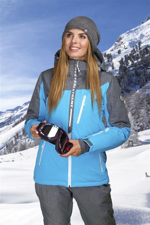 Женская лыжная куртка FREEVER 7253