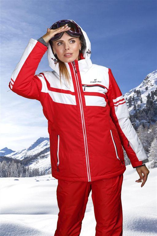 Женская лыжная куртка FREEVER 7254