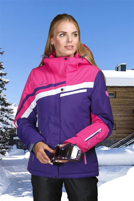 Женская лыжная куртка FREEVER 7255
