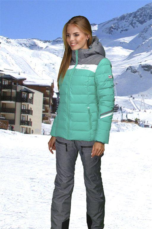 Женский лыжный костюм FREEVER 7406