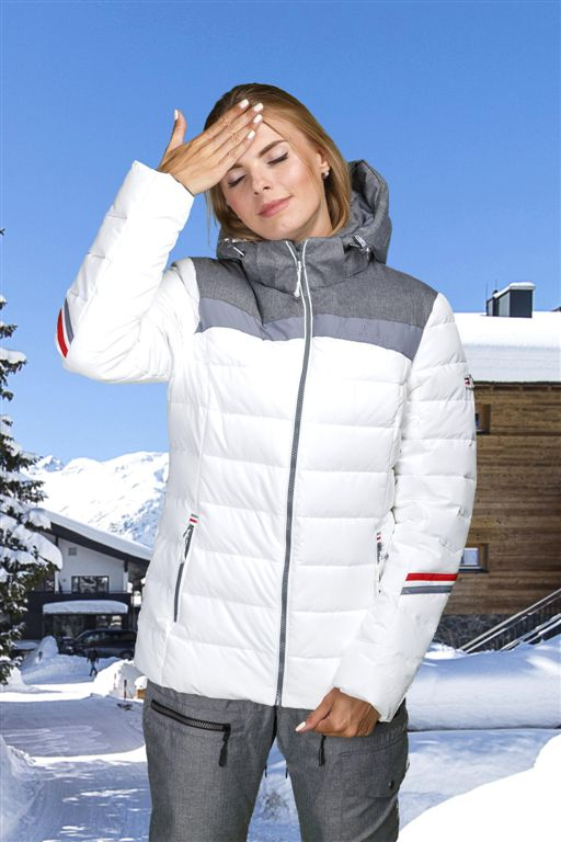 Женская лыжная куртка FREEVER 7406