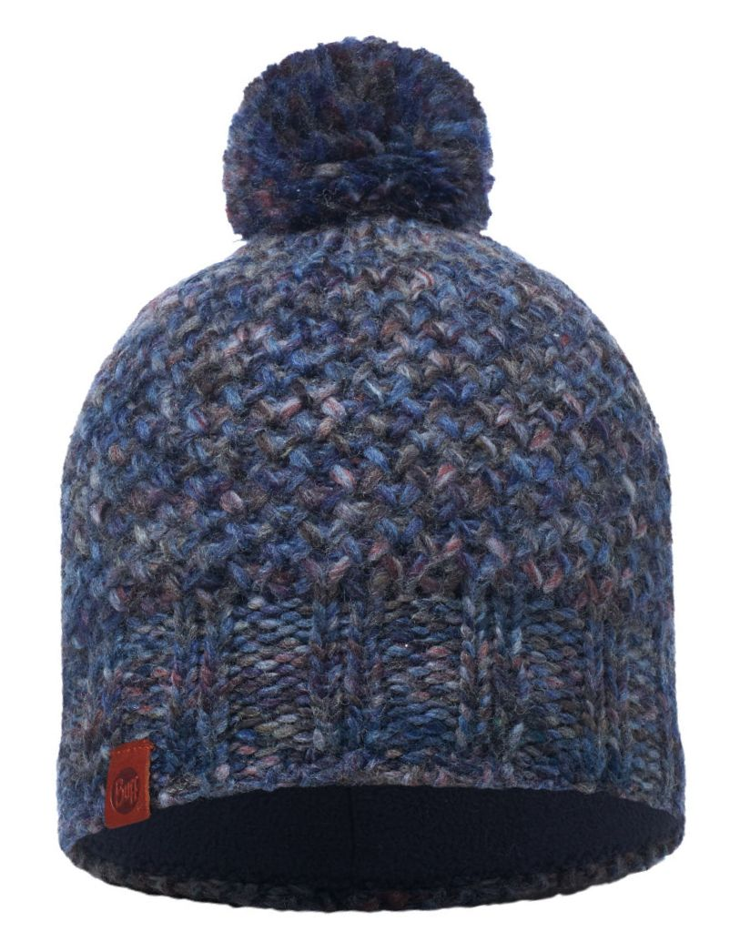 KNITTED & POLAR HAT BUFF® MARGO BLUE