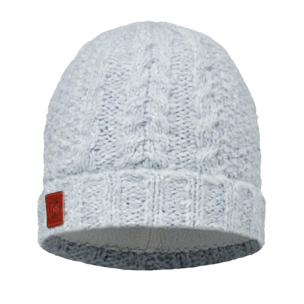 KNITTED & POLAR HAT BUFF® AMBY SNOW