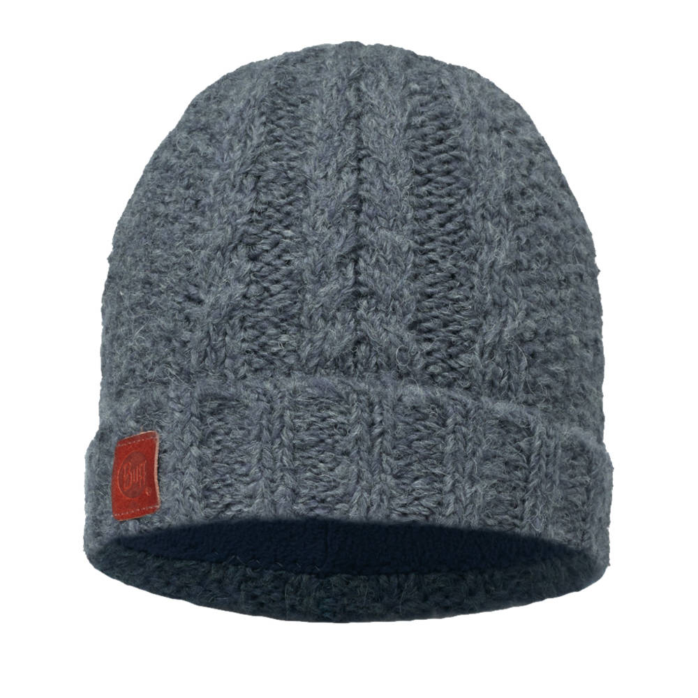 KNITTED & POLAR HAT BUFF® AMBY SEAPORT BLUE