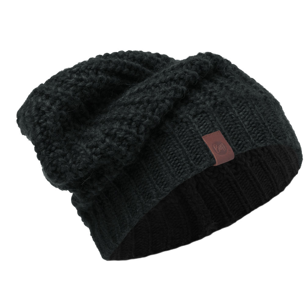 KNITTED HAT BUFF® GRIBLING BLACK