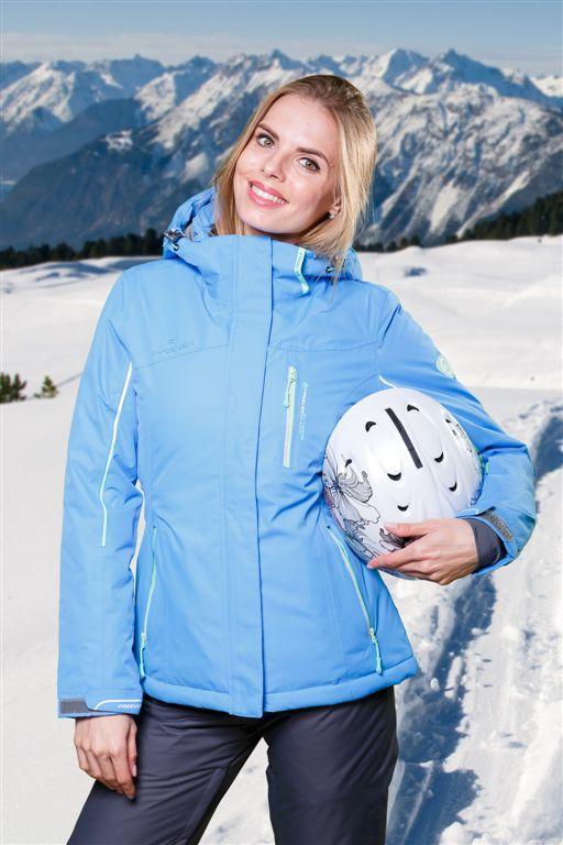 Женская лыжная куртка FREEVER 7206