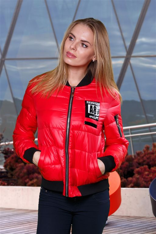 Куртка женская FREEVER 2887
