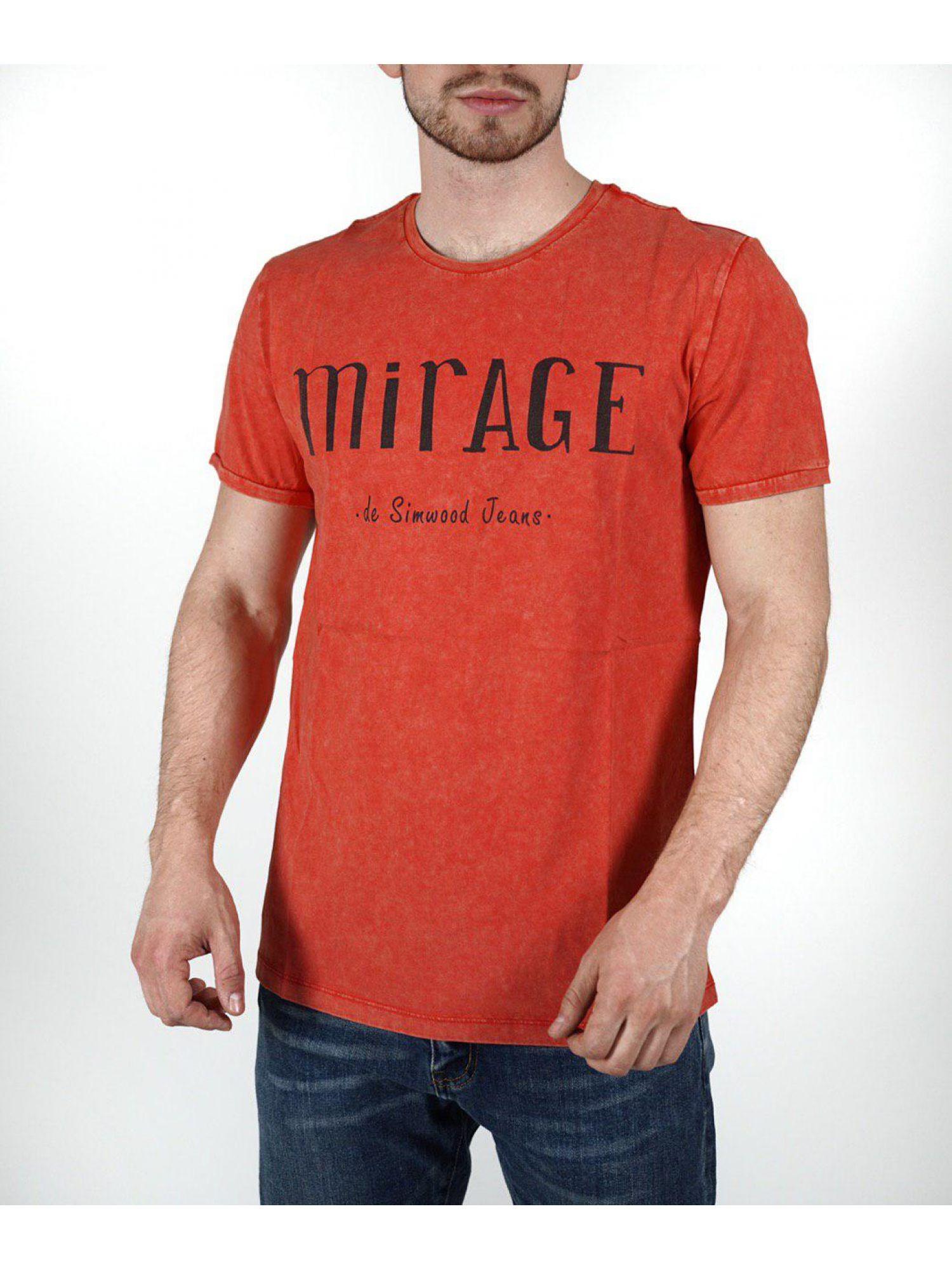 Мужская футболка FREEVER 17064