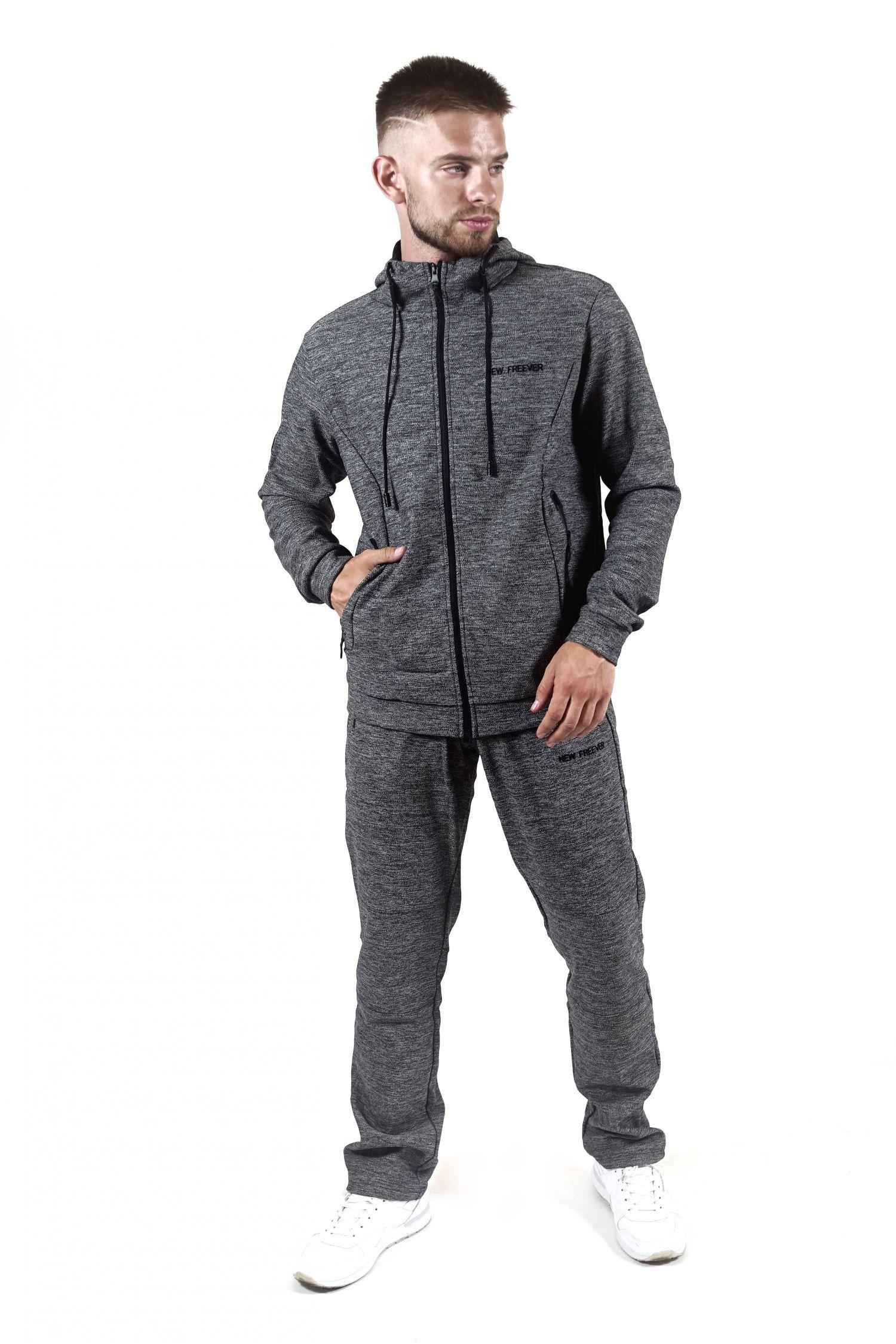 Мужской спортивный костюм FREEVER K8603