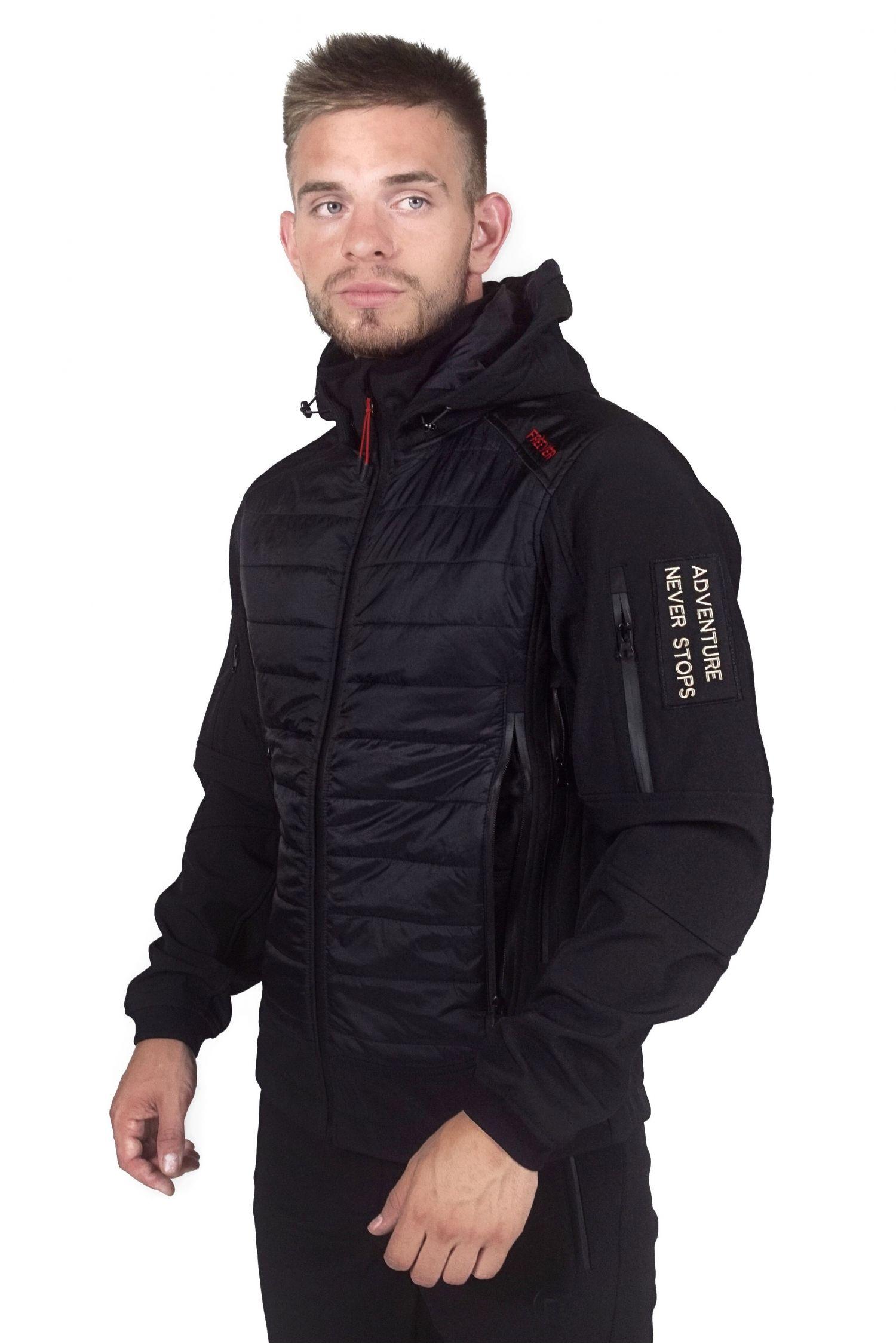 Мужская куртка windstopper FREEVER 8313