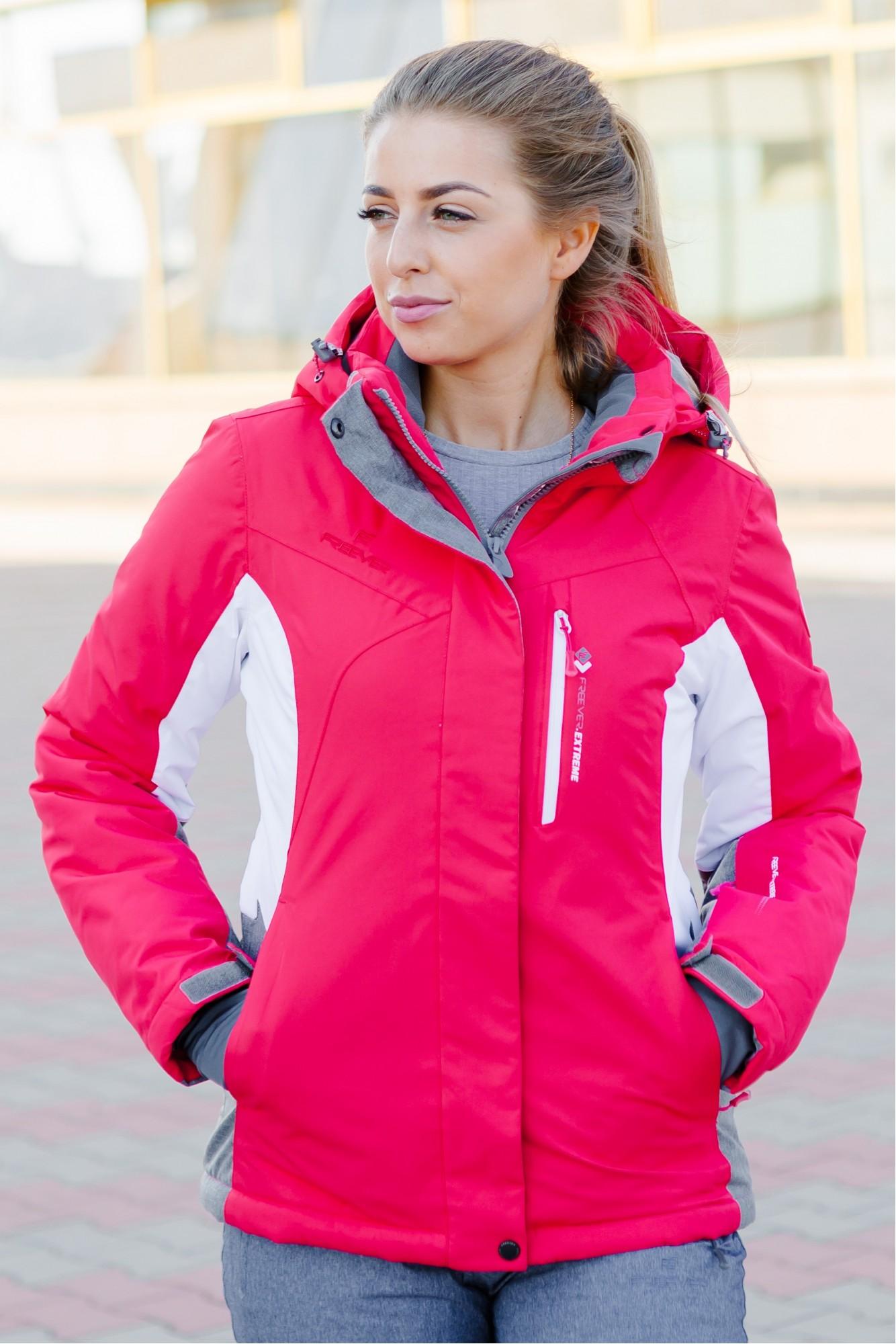 Женская лыжная куртка FREEVER 8260