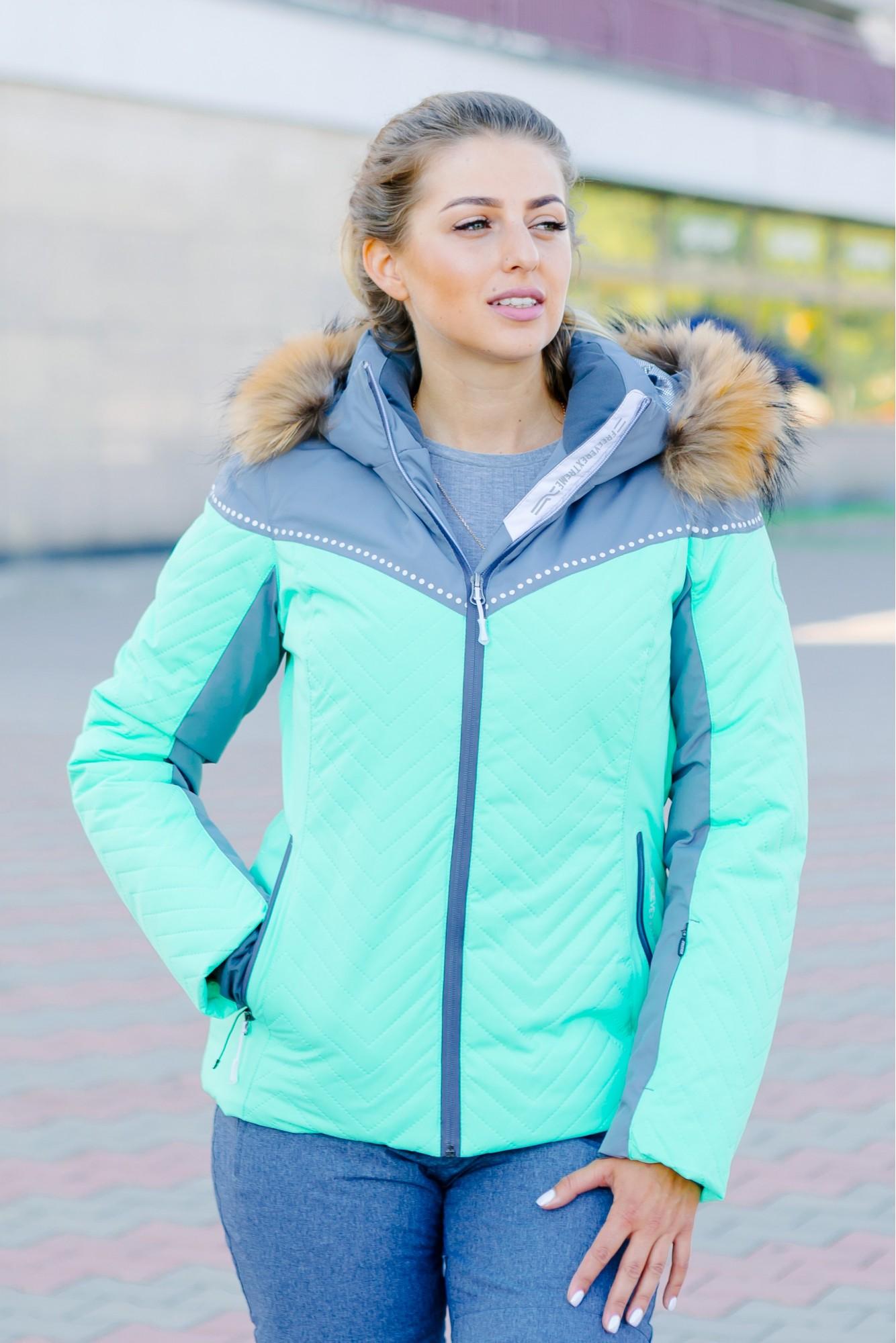 Женская лыжная куртка FREEVER 7279