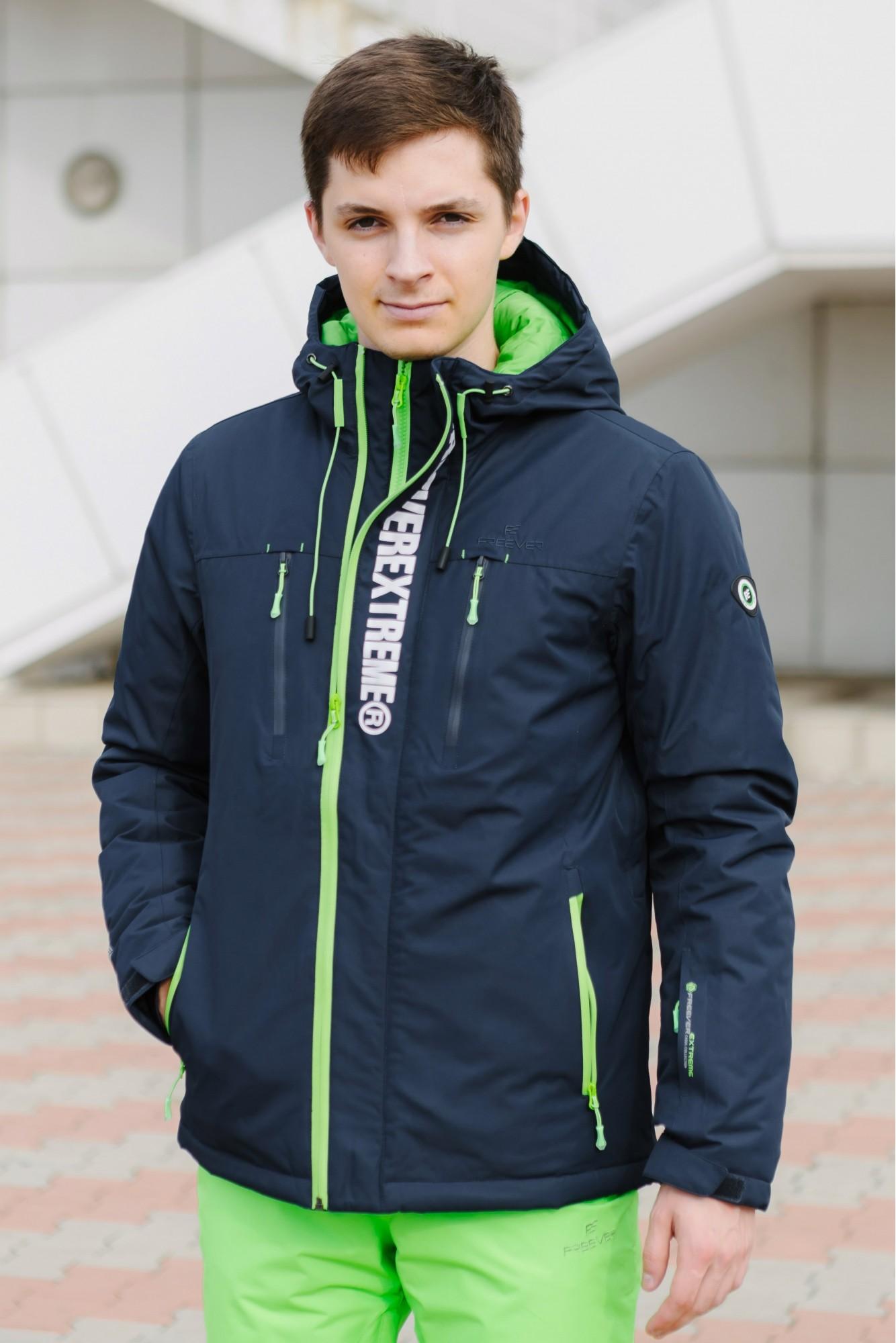 Мужская лыжная куртка FREEVER 8101