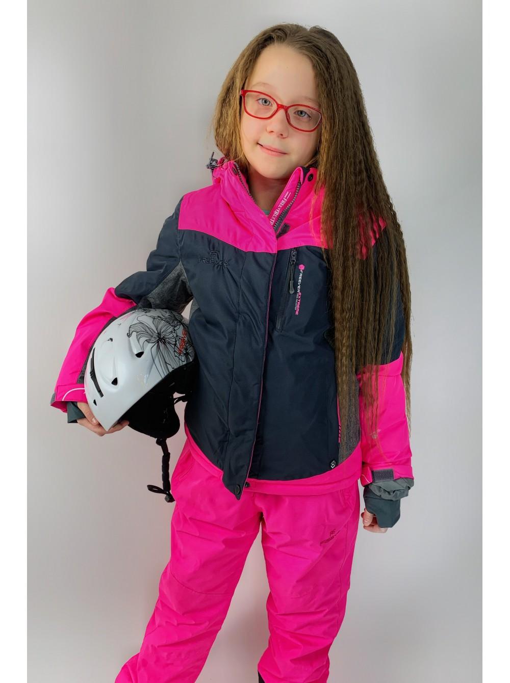 Детский лыжный костюм FREEVER 11672K