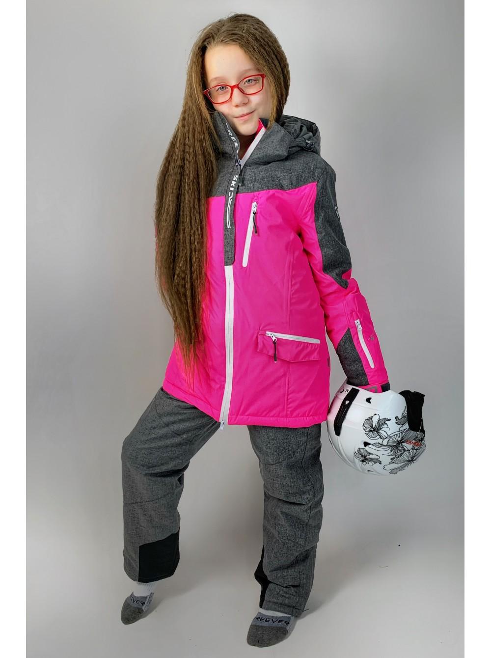 Детский лыжный костюм FREEVER 11671K