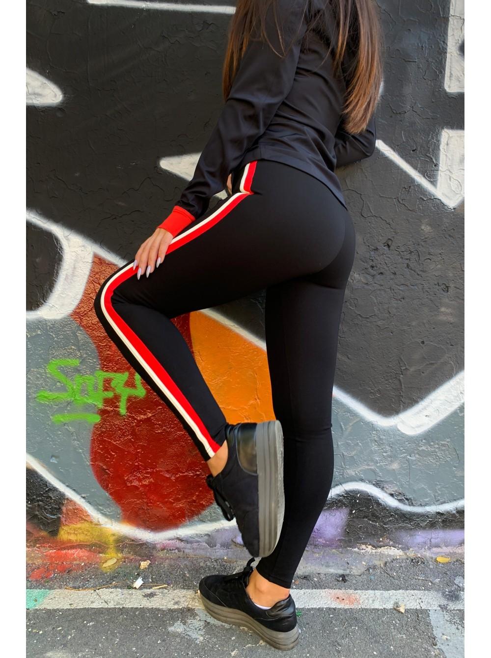 Женские лосины для фитнеса FREEVER 90552