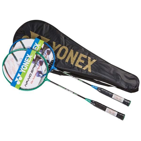 Набор для бадминтона 2 ракетки в чехле YONEX 306