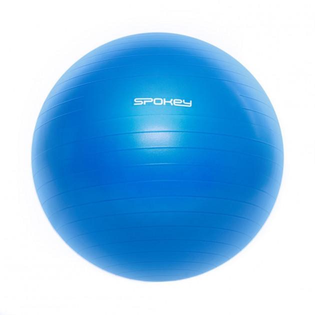 Мячи для фитнеса с насосом Spokey Fitball 75 см
