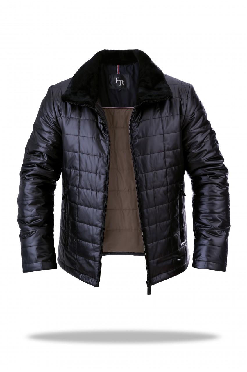 Куртка на верблюжьей шерсти мужская FREEVER SF 9014