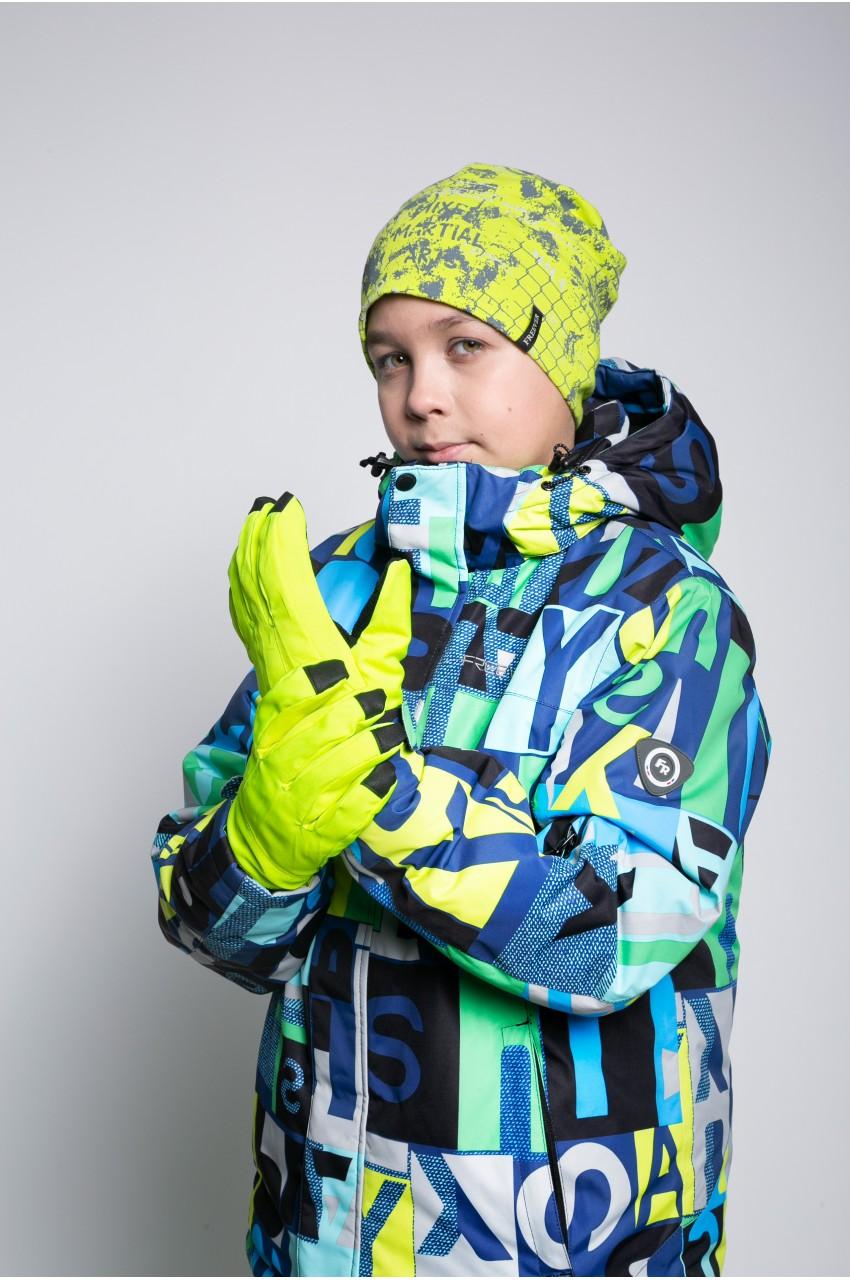 Детская лыжная куртка  FREEVER SF 21676