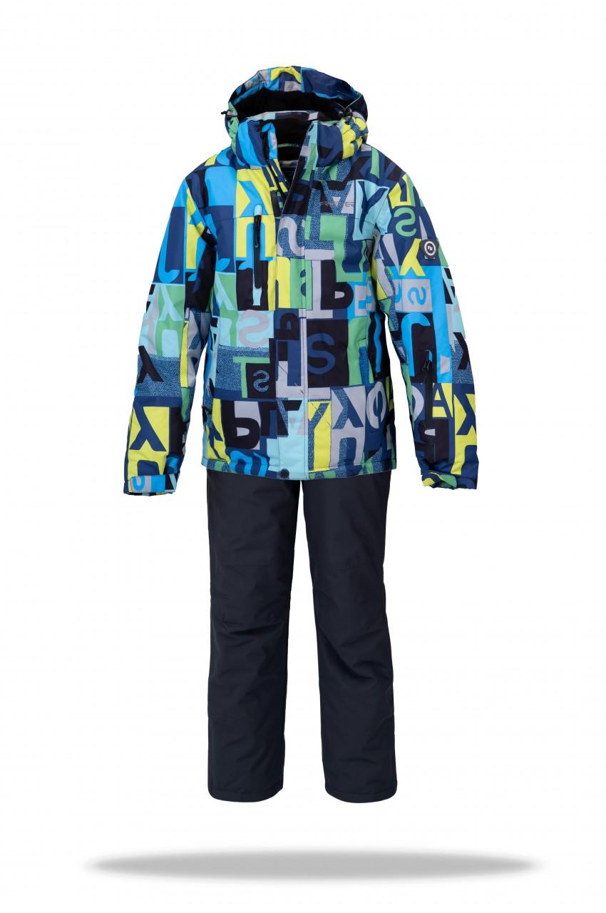 Детский лыжный костюм для парней FREEVER SF 21676-1