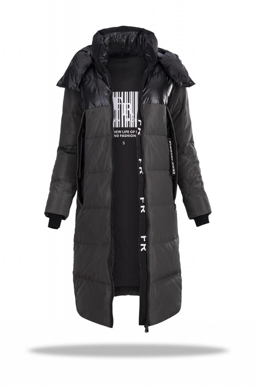 Пальто женское пуховое FREEVER WF 71673