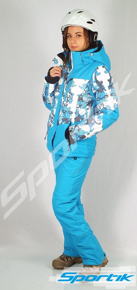 5b76274e00d7 Женский горнолыжный костюм купить в Киеве. Лыжный костюм женский цена