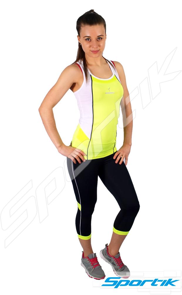Женская одежда для фитнеса купить в Киеве   Sportik.com.ua 3c7a0591ee2