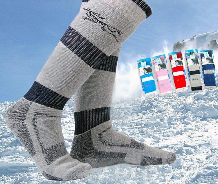 термоноски для зимнего вида спорта