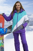 Женский лыжный костюм FREEVER 6317