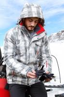 Мужская лыжная куртка FREEVER 913