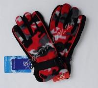Перчатки Echt флис