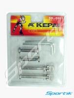 Набор втулок для раздвижных роликов Kepai SK 0901