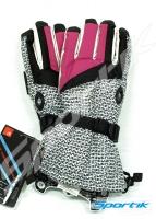 Женские горнолыжные перчатки Echt Sports Hand