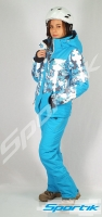Женский горнолыжный костюм WHS 024