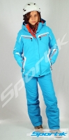 Женский горнолыжный костюм WHS 026