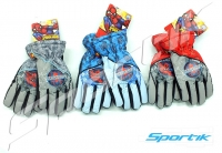 Детские горнолыжные перчатки Spider-man A